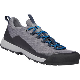 Black Diamond Mission LT Approach Shoes Men nickel-ultra blue